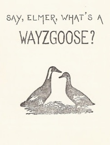 wayzgoose